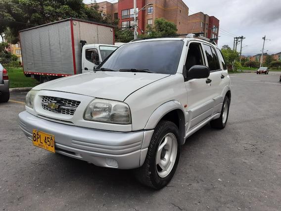 ¡ganga¡ Vendo Permuto Chevrolet Grand Vitara 2002 4x4.