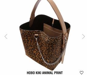Bolsa Schutz Hobo Kiki Animal Print ( Original)