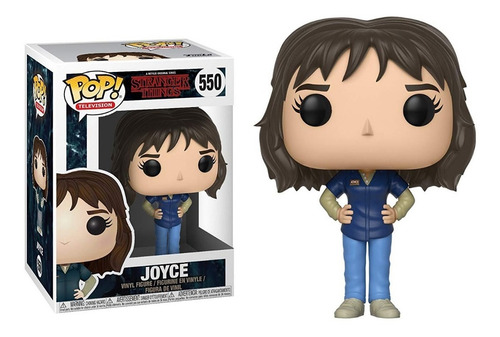 Funko Pop Joyce #550 Stranger Things Regalosleon