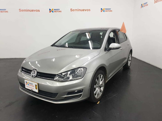 Volkswagen Golf 2015 1.6 Highline