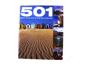 Livro 501 Great Days Out In The Uk And Ireland B3026