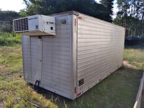 Bau Seco  Para Caminhão 3/4 - Com Aparelho Refrigerado