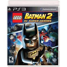 Lego Batman 2: Dc Super Heroes - Ps3 Lacrado