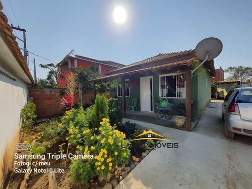 Imagem 1 de 11 de Casa Com 02 Quartos Em Unamar - Cabo Frio/rj