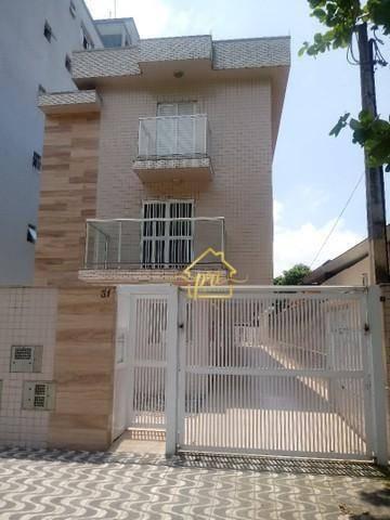 Sobrado À Venda, 110 M² Por R$ 500.000,00 - Marapé - Santos/sp - So0059