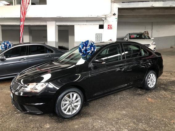 Seat Toledo Reference 2017!!! Solo 34,000km!!!automático!!!