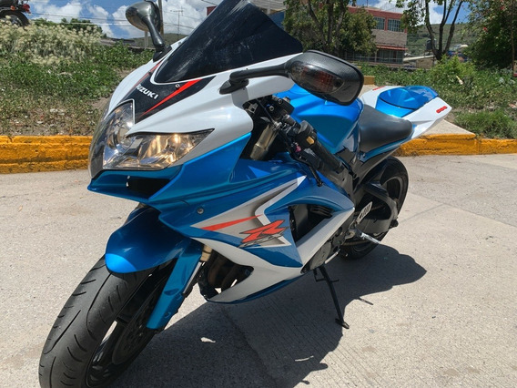 Suzuki Gsxr 600 Modelo 2008... Linda Maquina !!!