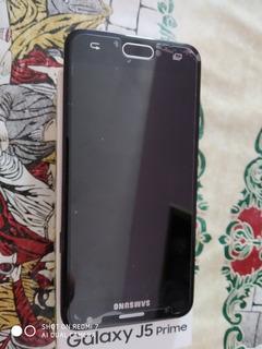 Celular Smartphone J 5prime Semi Novo Nota Fiscal E Na Caixa