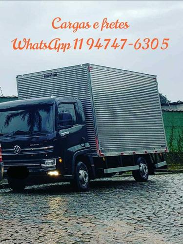 Imagem 1 de 5 de Transporte Rodoviário: Cargas, Fretes E Mudanças.