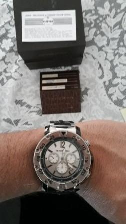 Relógio Victor Hugo (vh10093gs)