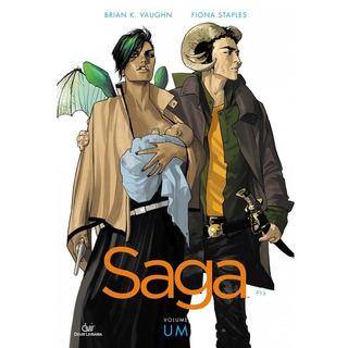 Saga Vol 1 - Livro Hq - Devir