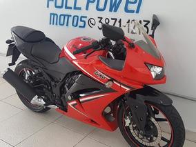 Ninja 250r 2012 Vermelha