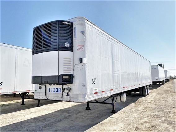 Caja Refrigerada 53´ 2007 Wabash Carrier #11-338