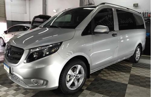 Mercedes-benz Vito 1.6 111 Cdi Furgon Mixto Aa 114cv 2019