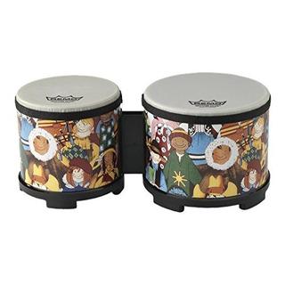 Remo Rh560000 Rhythm Club Bongo Drum Rhythm Kids 56