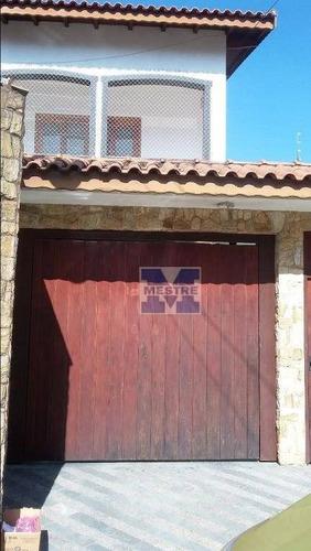 Casa Com 3 Dormitórios À Venda, 347 M² Por R$ 763.200,02 - Jardim Frizzo - Guarulhos/sp - Ca0283