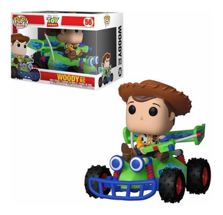 Funko Pop Woody Cart 56 Toy Story Baloo Toys