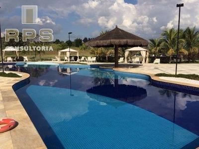Terreno Em Condomínio Em Atibaia, Figueira Garden - Tc00063 - 4546185