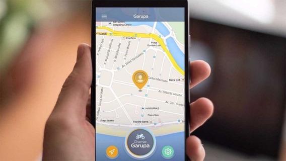 Aplicativo De Mobilidade Uber/pop