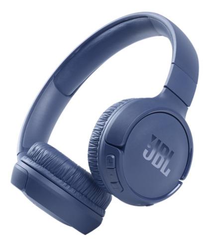 Imagen 1 de 4 de Auricular inalámbrico JBL Tune 510BT azul