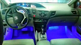 Kit Led Azul Abaixo Do Painel Kit Universal Auto Aba
