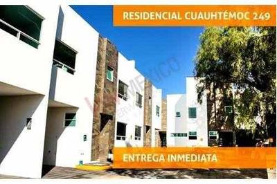 Residencial Cuauhtémoc 249 Casa 1 En Venta $5,800,000.00