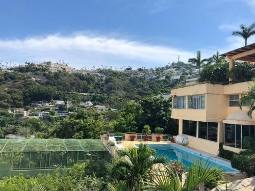 Acapulco/hermosa Casa En Las Brisas