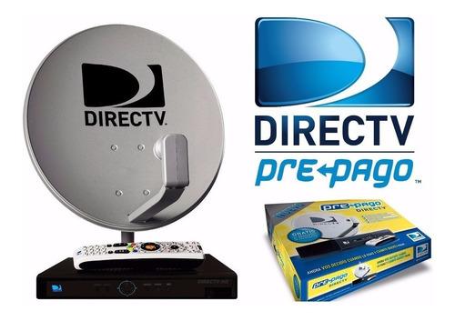 Imagen 1 de 2 de Kit Directv Prepago 0.60 M Antena