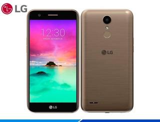 Smartphone Lg K10 ( Lg-m250dsf ) 5.3 | Oro | 16gb Rom |
