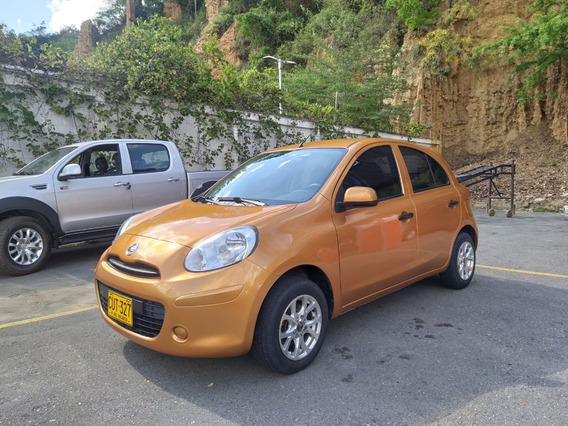 Nissan March Active F.e