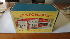 Matchbox Fire Station - Produto Lesney Mf-1