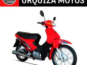 Moto Ciclomotor Mondial Ld 110 H 18 Cuotas 0km Urquiza Motos