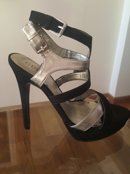 Sandalias Guess 7.5 Impecables!!