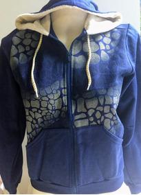 Moletom Feminino Casaco Feminino Blusa De Frio P M G Gg