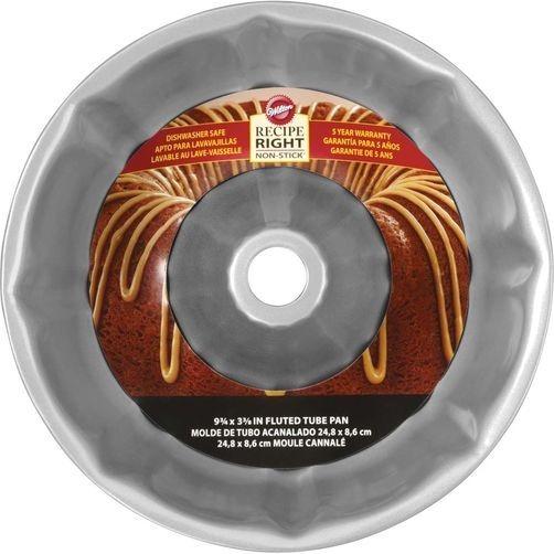 Molde Pastel Frut Cake Wilton 2105-984