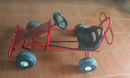 Karting Infantil A Pedal.