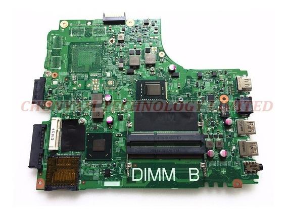 Placa Mãe Dell Inspiron 3421 5421 P37g 5j8y4 Core I5 Nova