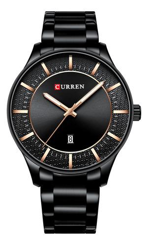 Curren 8347 Homens Relógio De Pulso Wearable Acessórios Reló