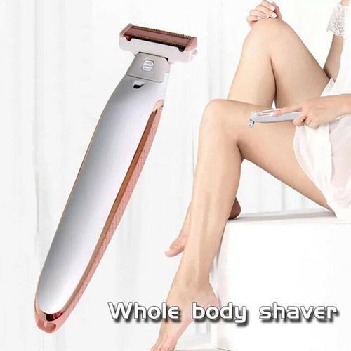 Flawless Body Depilador Electrico Mujer Axilas Bikini Pierna