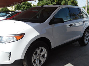 Ford Edge 3.5 Edge Se Fwd V6 At 2014 Blanca
