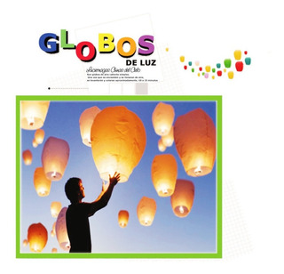 Globos Del Deseo (paquete De 5 Unidades)