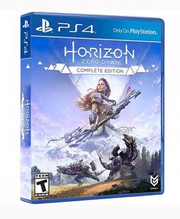 Horizon Zero Dawn Edición Completa Ps4
