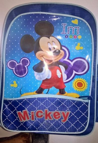 Mochila Minnie Mickey