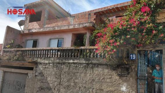 Casa Com 2 Dormitórios À Venda, 157 M² - Vila Miraval - Caieiras/sp - Ca0715