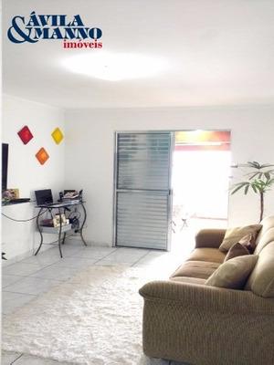 Casa Residencial Em Sao Paulo - Sp, Vila Diva - Ca00816