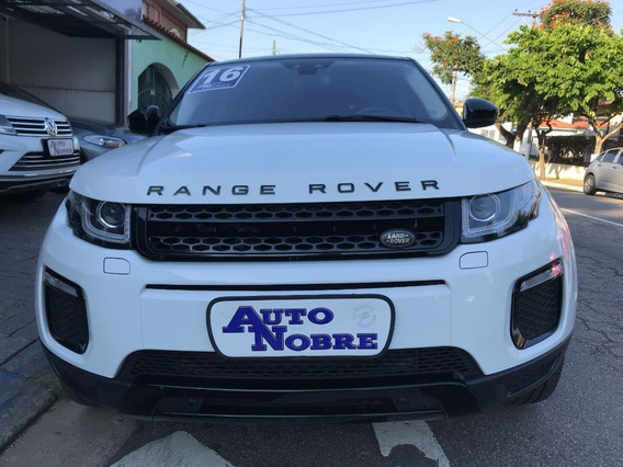 Land Rover/range Rover Evoque 2.0 Se 4wd 16v