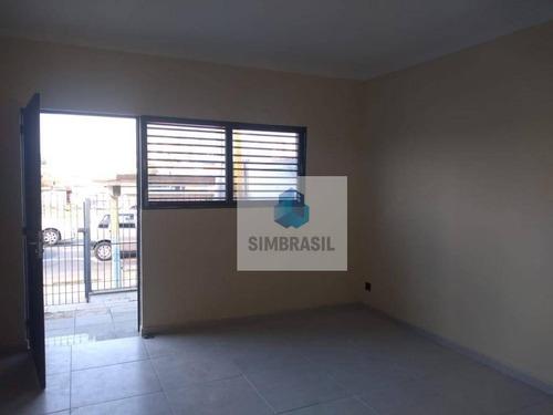 Imagem 1 de 18 de Casa  Jardim García - Campinas/sp - Ca1402