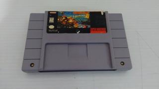 Donkey Kong Country 3 Para Super Nintendo Snes,excelente