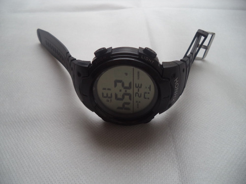 Rj Reloj Digital Alarma Cronometro Gym 4,5 Cms Diametro
