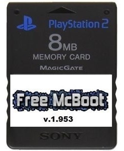 Memory Card 8mb Ps2 + Chip Virtual Listo Para Jugar Por Usb